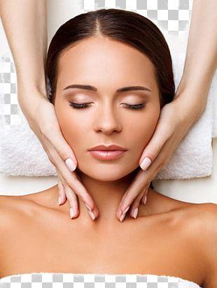 Facial Massage Skin Cupping Therapy Beauty Parlour PNG