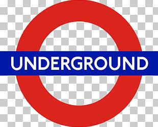 London Underground Rapid Transit Logo Transport PNG