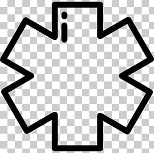 Star Of Life Emergency Medical Services Computer Icons PNG