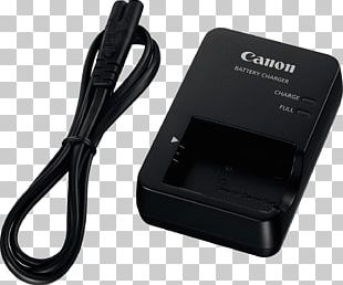 Canon PowerShot G7 X AC Adapter Canon CB-2LHE Charger Canon Battery PNG