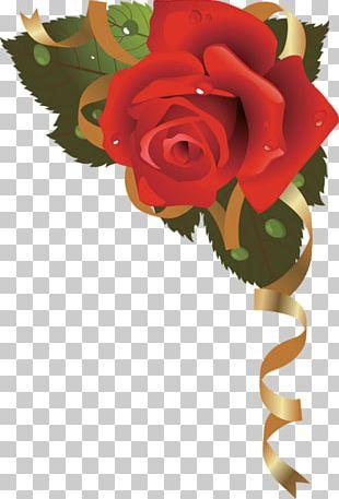 Paper Flower Rose PNG