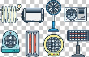 Electricity Home Appliance Icon PNG
