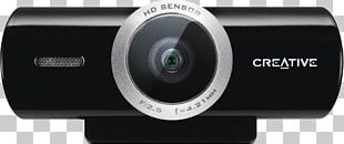Webcam Camera Creative Live Cam Sync HD High-definition Video PNG