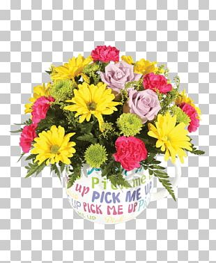 Floral Design Flower Bouquet Cut Flowers Gift PNG