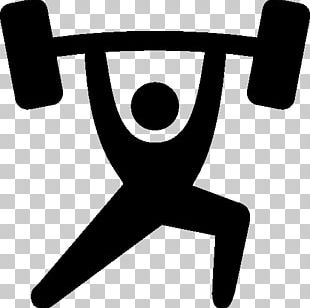 Computer Icons Sport Olympic Weightlifting PNG