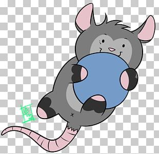 Whiskers Cat Neko Atsume Rat PNG
