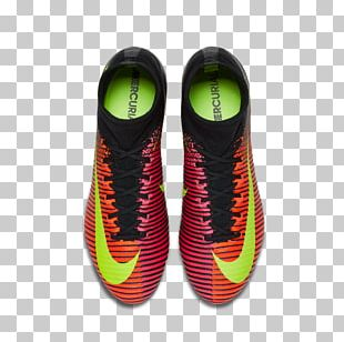 Nike Mercurial Vapor Football Boot Cleat PNG