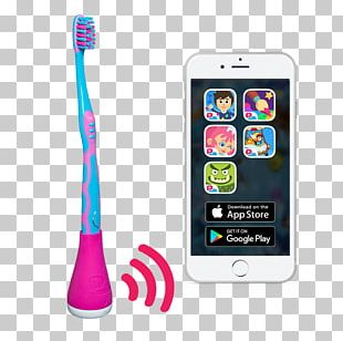 Electric Toothbrush Tooth Brushing Teeth Cleaning Playbrush PNG