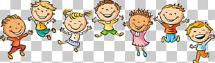 Drawing Child Happiness Illustration PNG
