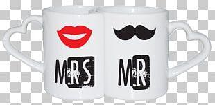 Magic Mug Couple Printing Handle PNG