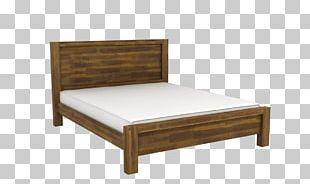 Bed Frame Bedside Tables Bed Size Furniture PNG