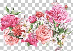 Greeting Card Birthday Flower Wish Rose PNG