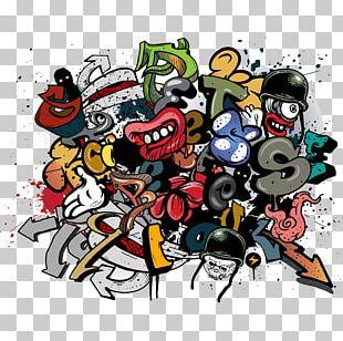 Mural Graffiti Paint Wall PNG