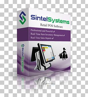 Point Of Sale Sintel Systems Business Fast Food Restaurant Sales PNG