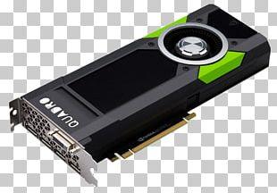 Graphics Cards & Video Adapters NVIDIA Quadro P5000 Pascal NVIDIA Quadro P6000 PNG