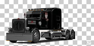 Tire Car Commercial Vehicle Wheel Semi-trailer Truck PNG