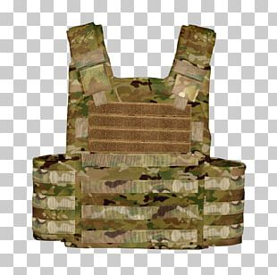 Military Camouflage Soldier Plate Carrier System MOLLE Military Tactics PNG