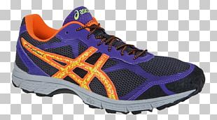 ASICS Sneakers Trail Running Shoe PNG