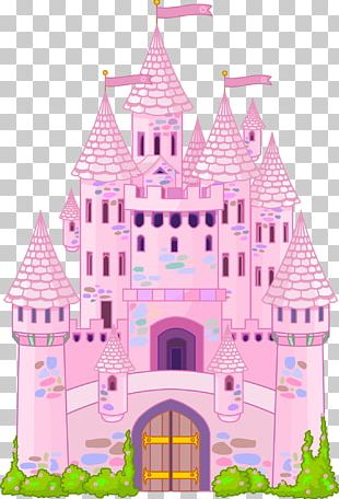 Castle Illustration PNG
