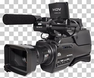 Hdv Sony Video Camera PNG
