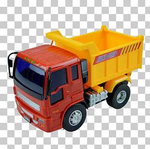 Car Dump Truck Pickup Truck Toy PNG