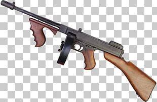 Trigger Firearm Assault Rifle Thompson Submachine Gun Weapon