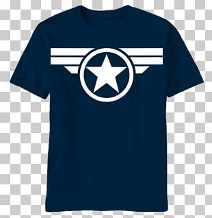 Captain America T-shirt Bucky Barnes Marvel Cinematic Universe PNG