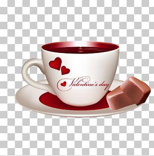 Coffee Tea Love Mug Euclidean PNG