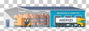 Logistics Graphics Warehouse Illustration Freight Transport PNG