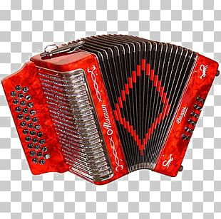 Trikiti Diatonic Button Accordion Concertina Garmon PNG