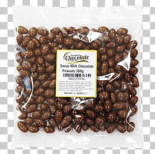 Jamaican Blue Mountain Coffee Chocolate-coated Peanut Bean PNG