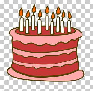 Birthday Cake Chocolate Cake PNG