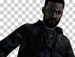 Lee Everett The Walking Dead Alt Attribute Telltale Games Leather Jacket PNG