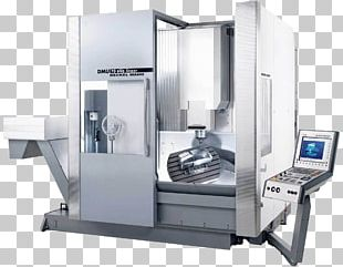 Machine Tool DMG Mori Aktiengesellschaft Computer Numerical Control Milling Machine PNG
