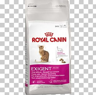 Cat Food Kitten Royal Canin Exigent Savour Sensation Pet PNG