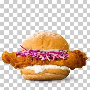 Fast Food Slider Hamburger Breakfast Sandwich Veggie Burger PNG