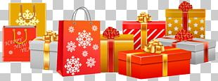 Philippines Christmas Gift Santa Claus PNG