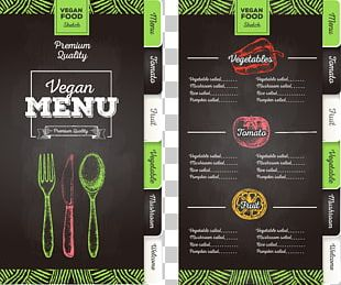 Vegetarian Cuisine Menu Cafe Restaurant PNG
