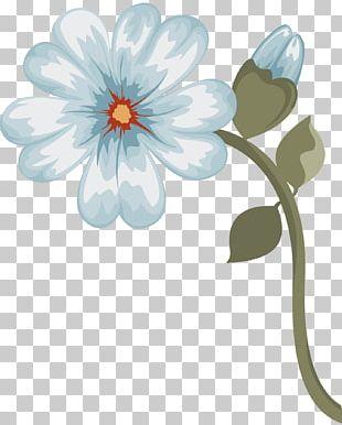 Flower Floral Design Illustration Petal Cartoon PNG