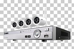 Wireless Security Camera Digital Video Recorders Closed-circuit Television 1080p Wiring Diagram PNG