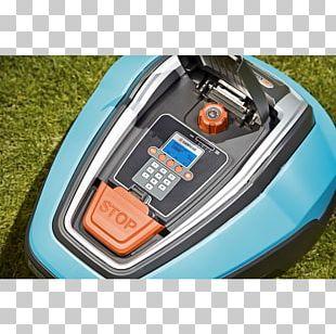 Lawn Mowers Robotic Lawn Mower Gardena R70Li Gardena R80 Li Robot Lawn Mower PNG