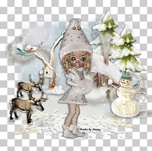 Christmas Ornament Character Figurine Tree PNG