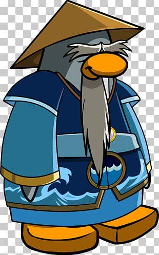 Club Penguin Game Dojo Ninja PNG