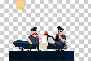 Police Officer PNG