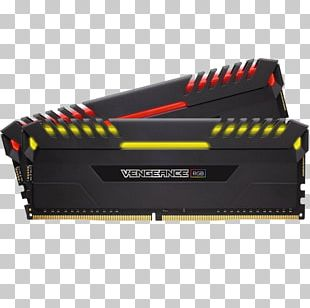 DDR4 SDRAM Corsair Components RGB Color Model Personal Computer PNG