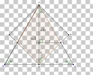 Equilateral Triangle Point Geometry Circle PNG