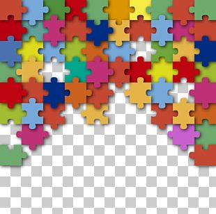 Jigsaw Puzzle Color PNG
