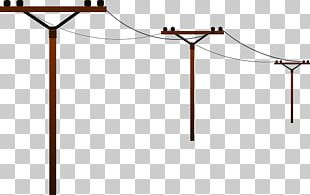 Overhead Power Line Electric Power Electricity PNG