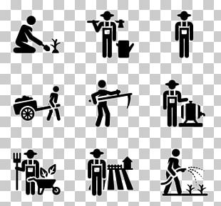 Agriculture Farmer Computer Icons Organic Farming PNG