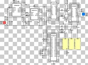 Electrical Network Floor Plan Technical Drawing Electronic Component Engineering PNG